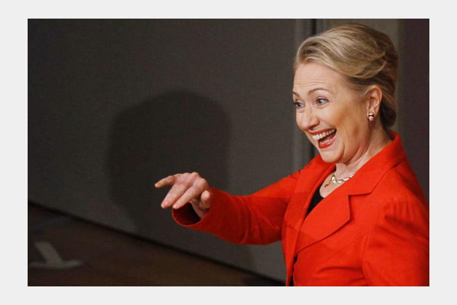 Hillary Clinton, secrétaire hors pair