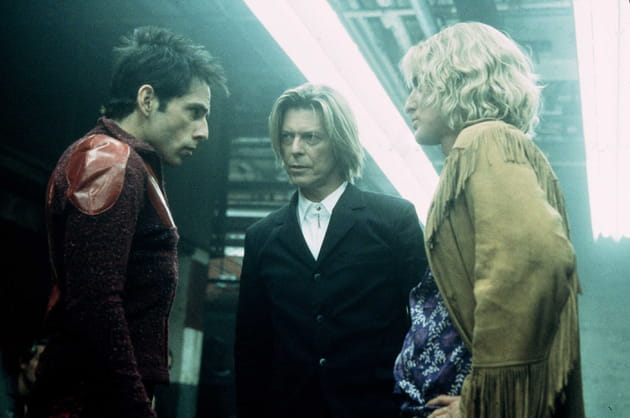 Dans Zoolander, avec Ben Stiller,Owen Wilson