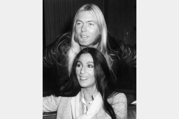 Cher et Gregg Allman