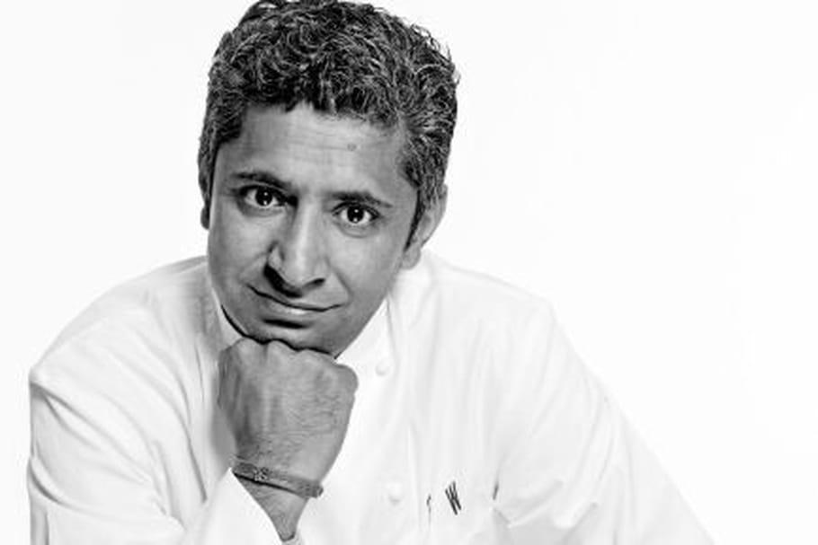 """Sylvestre Wahid, chef deux étoiles : """"Je vais me remettre au travail pour la troisième étoile"""""""