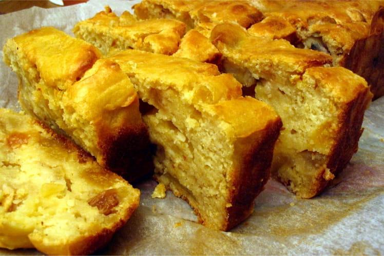 Cake Aux Pommes Et Sirop Erable