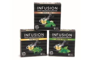 infusions surgelées darégal