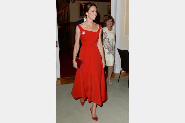 Kate Middleton le 26septembre 2016