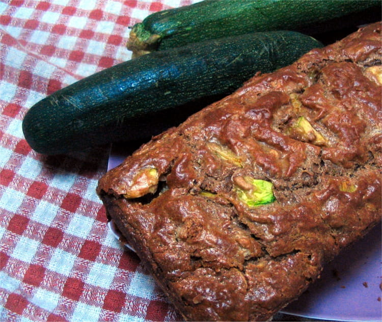Recette Cake Au Thon Courgettes Thermomix