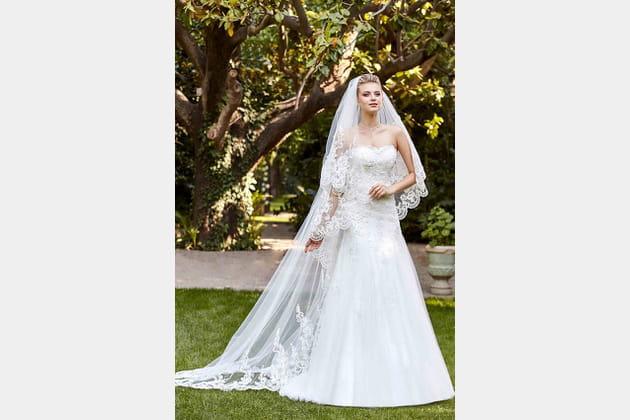 Robe de mariée Roma de Point Mariage