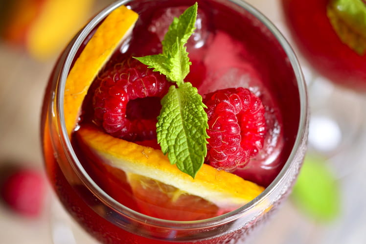 Sangria chilienne