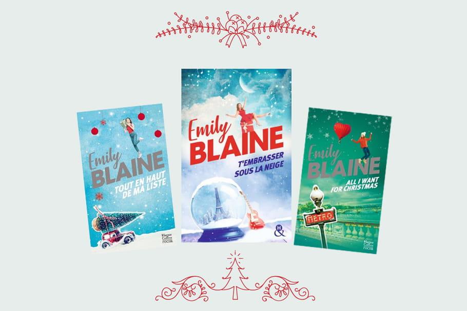 Emily Blaine: ses plus belles romances de Noël