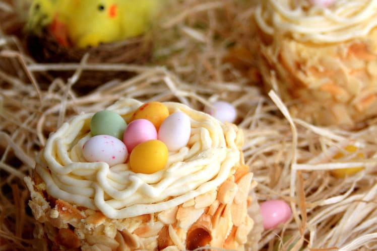 Petits nids de Pâques comme chez le pâtissier