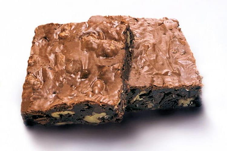 Brownies américains authentiques