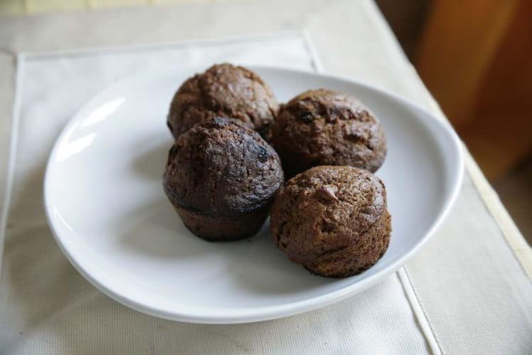Muffins québecois à la carotte et graines de lin