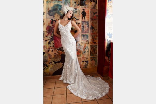 Robe de mariée Féminine, Cymbeline