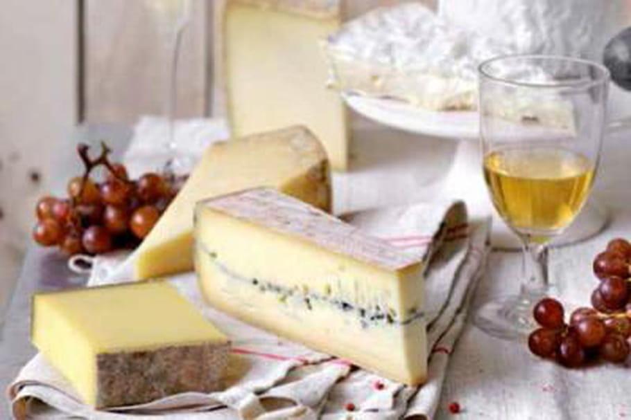 Quelle boisson avec mon plateau de fromages ?