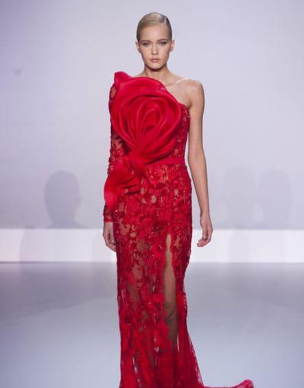 Robes des défilés printemps-été 2014 : un rêve haute couture