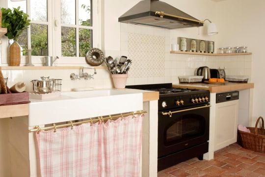 Une cuisine à l\'ancienne
