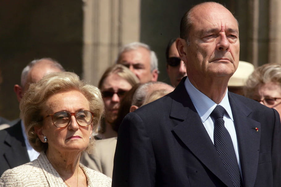 Que devient Jacqueline Chabridon, la maîtresse de Chirac écartée par Bernadette?