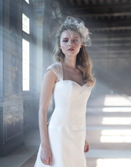 Robe de mariée Blanca