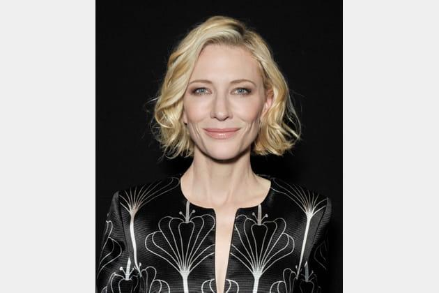 Les boucles au carré de Cate Blanchett