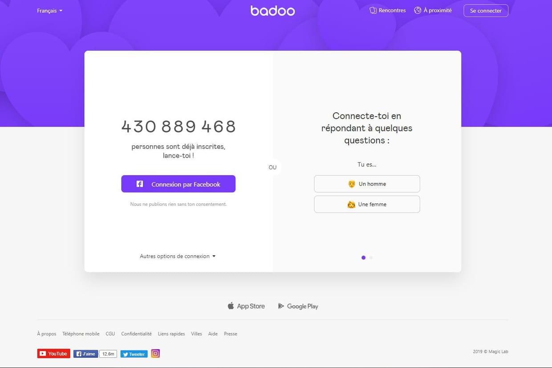 site de rencontre adopteunmec badoo
