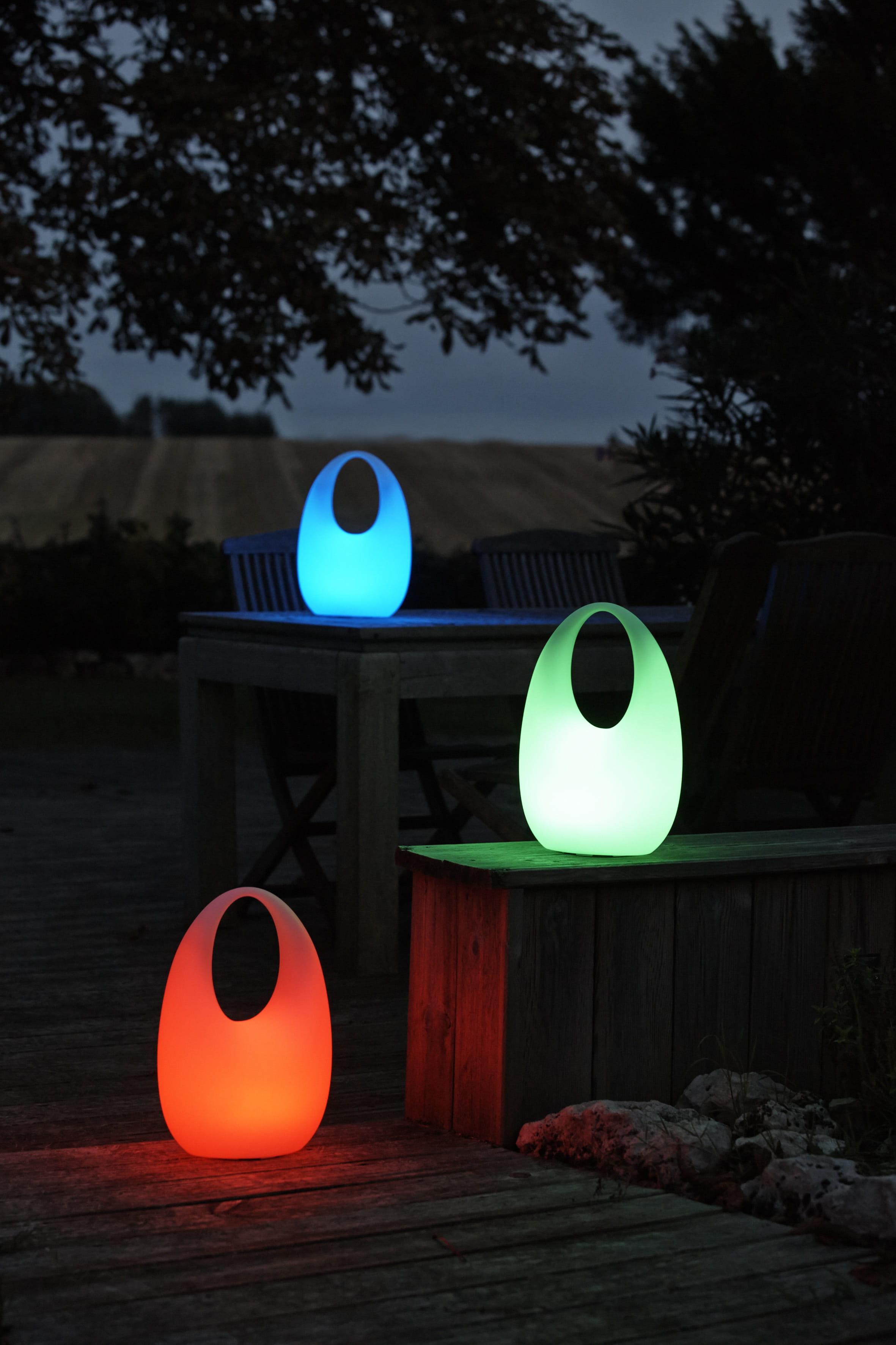 Lampes nomade de gifi for Gifi guirlande solaire