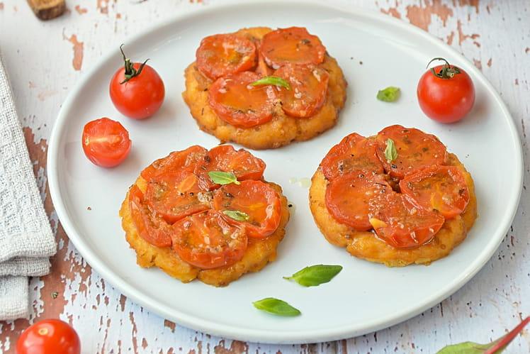 Tatins de tomates