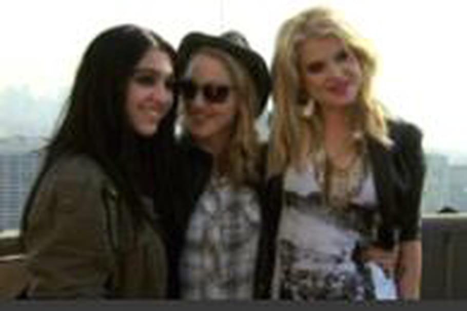 """La 3ème collection """"Material Girl"""" par Madonna et sa fille Lourdes"""