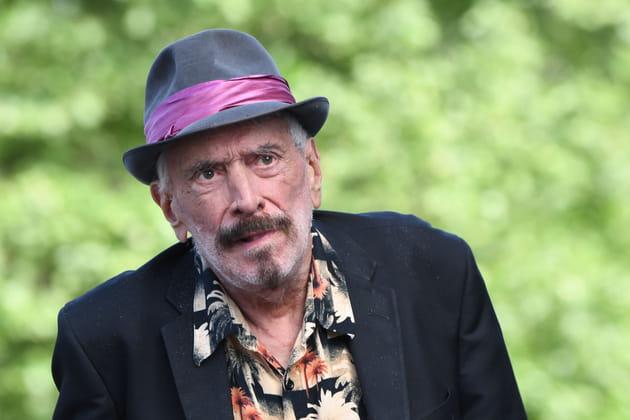 Le chanteur belge Lou Deprijck