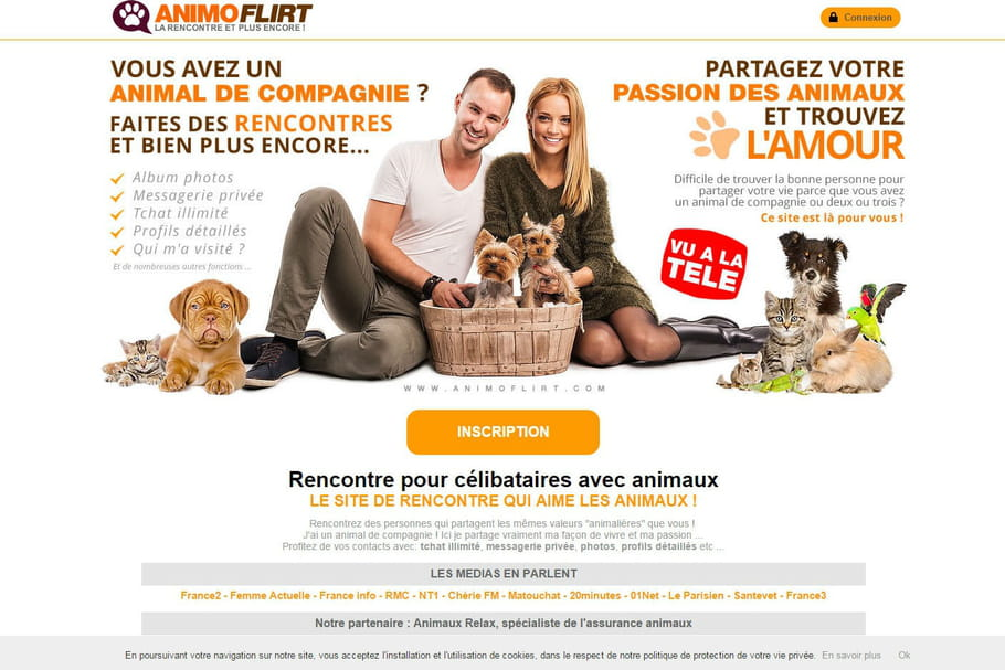 Site rencontre passion animaux