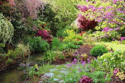 jardin de la tourbiãšre, baulne