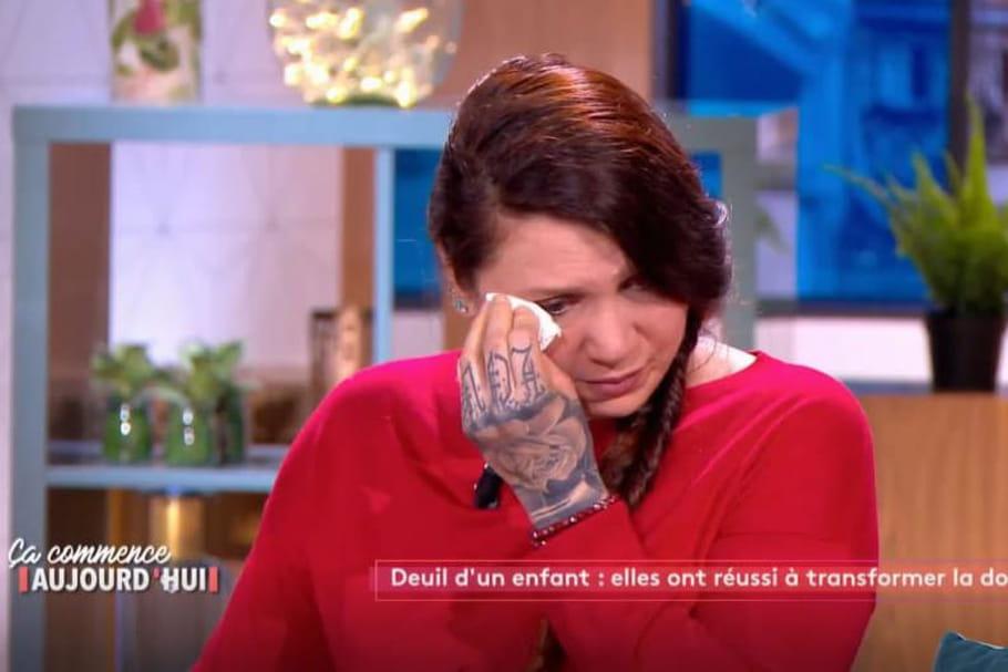 Anne Alassane (MasterChef) raconte la mort de ses deux filles