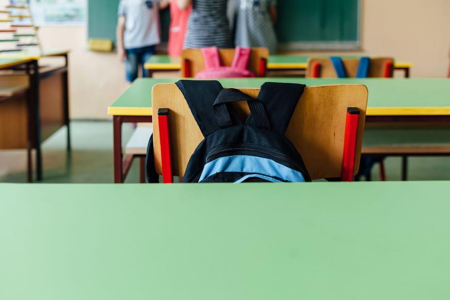 Najat-Vallaud Belkacem renforce la sécurité dans les écoles