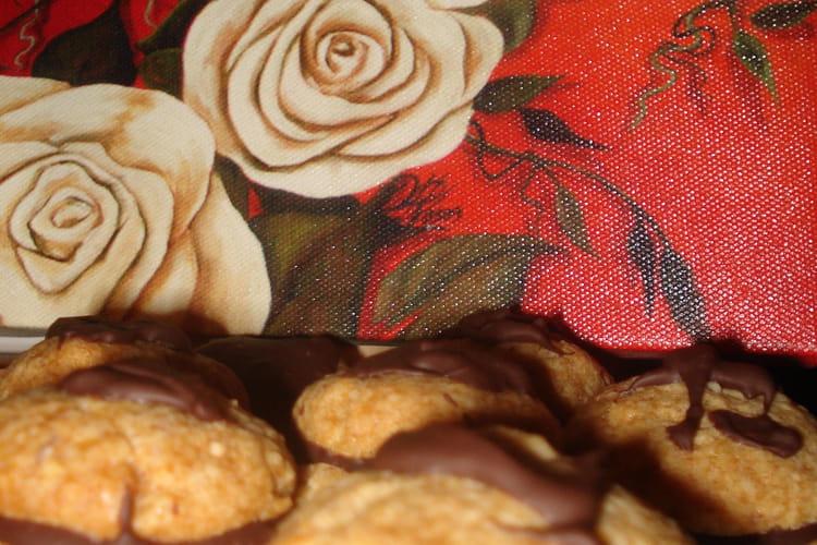 Baci di Dama (Biscuits italiens)
