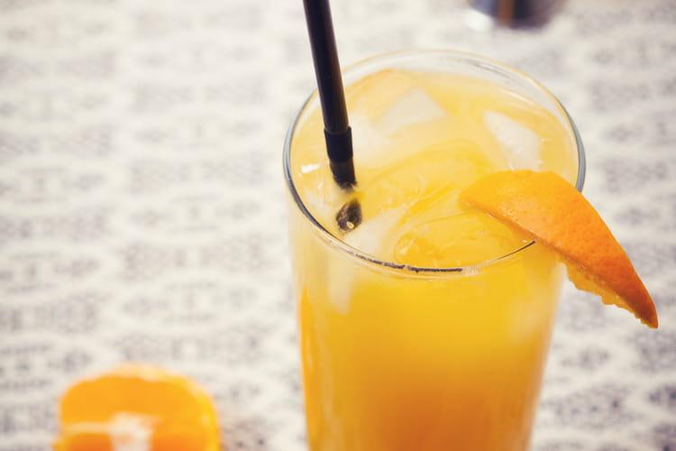 Punch au jus d'orange