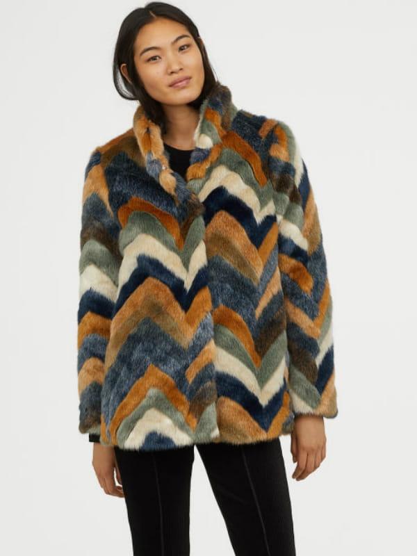 calitate superioară reduceri mari vânzare la cald Veste patchwork de H&M