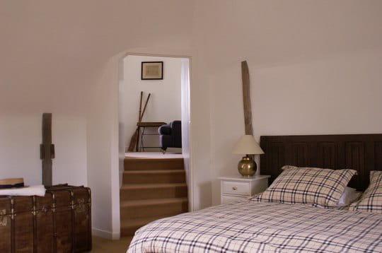 Chambre avec tourelle