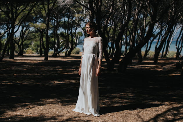 Robe de mariée Aida, Lorafolk