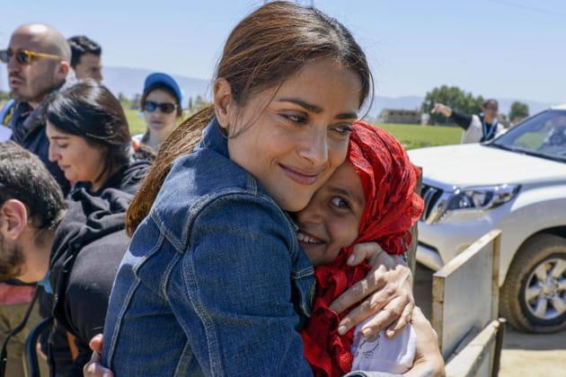 Aide aux réfugiés avec l'UNICEF