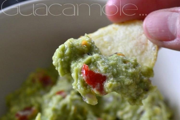 Guacamole basique