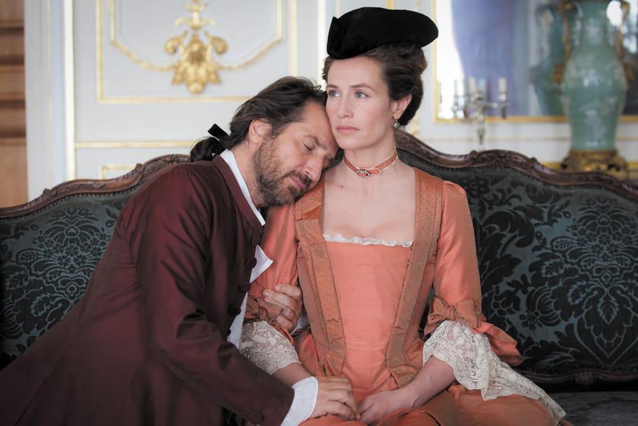 On a causé amour sur une causeuse avec Cécile de France et Edouard Baer