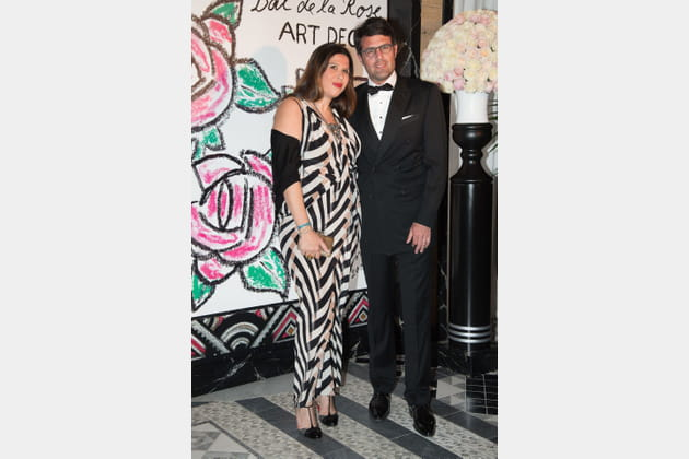 Delphine Pastor et son mari Laurent Reiss