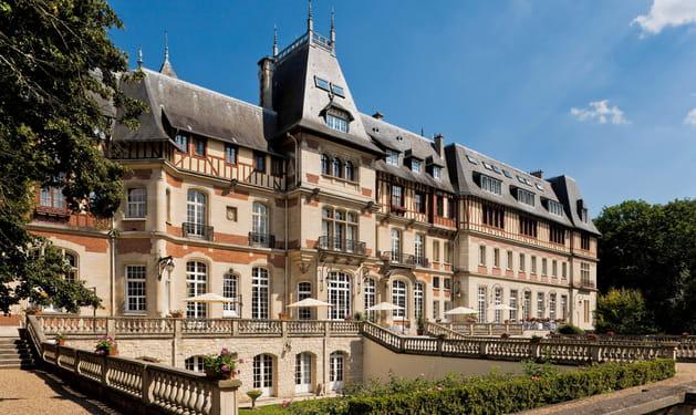 Bienvenue au Château de Montvillargenne