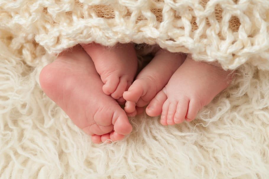 3mois après avoir accouché, elle donne naissance à un deuxième bébé