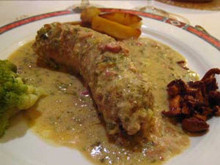 Recette andouillettes sauce moutarde la recette facile - Cuisiner des andouillettes ...