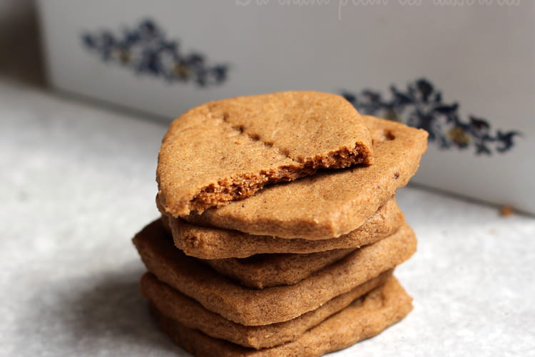 Speculoos tout simples et inratables