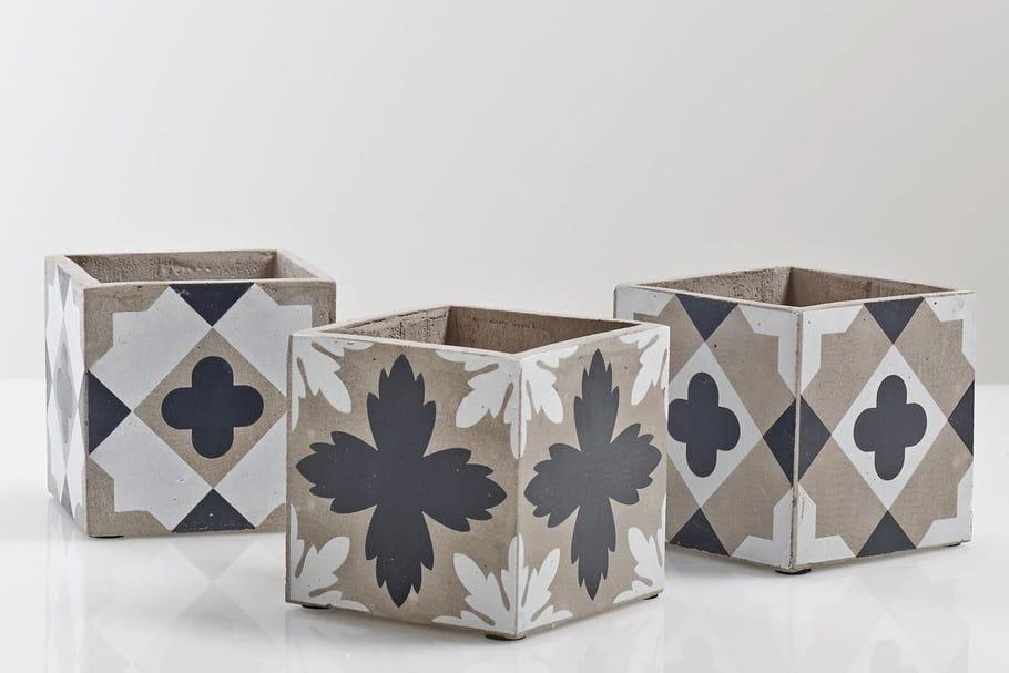 cache pots herri par serax. Black Bedroom Furniture Sets. Home Design Ideas