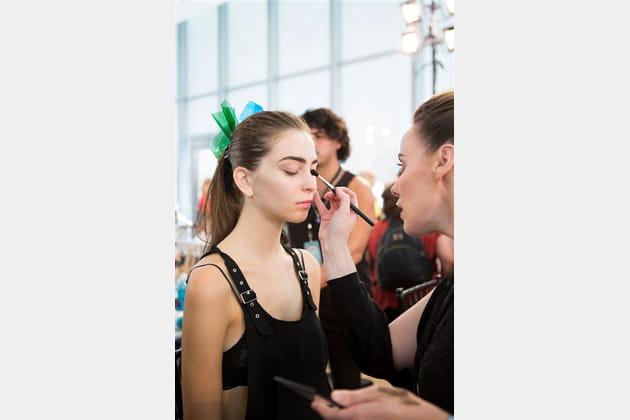 Monique Lhuillier (Backstage) - photo 3