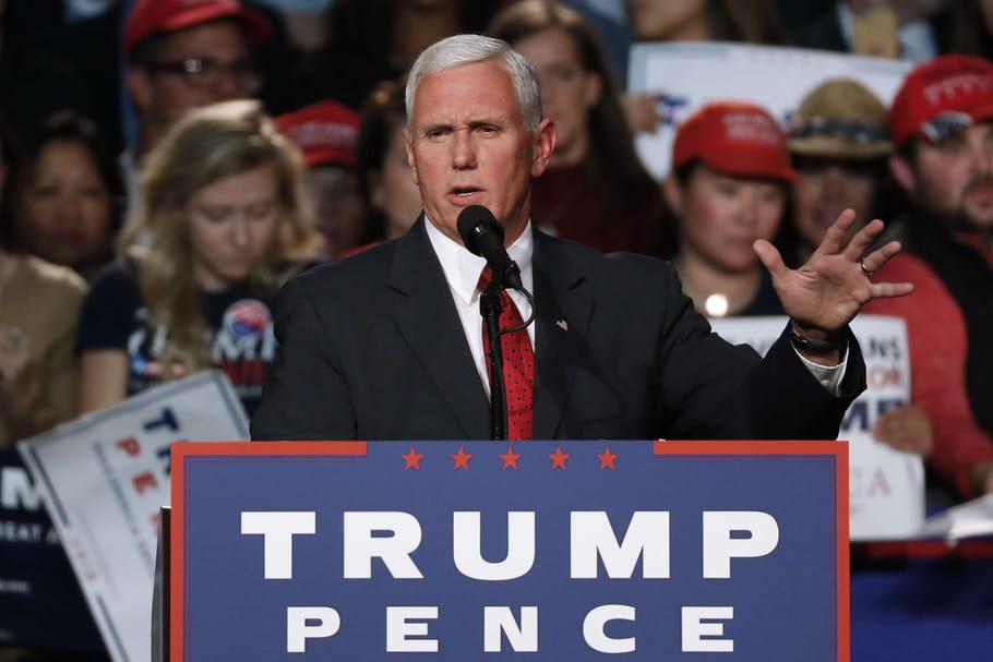 Homophobe et macho: voici Mike Pence, vice-président des Etats-Unis