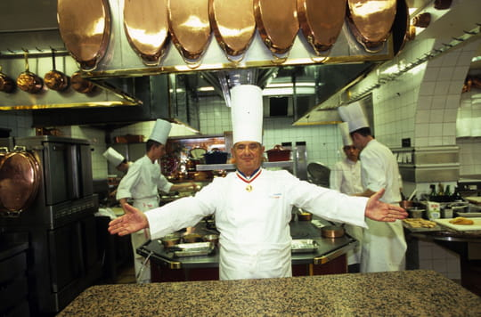 Paul Bocuse, 90 ans en images
