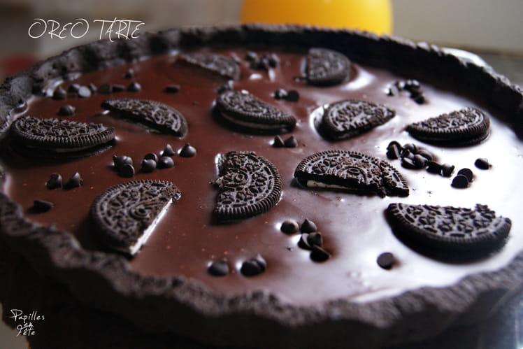 Oreo tarte