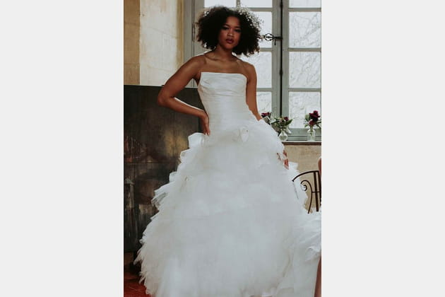 Robes de mariée 2021: les plus beaux modèles