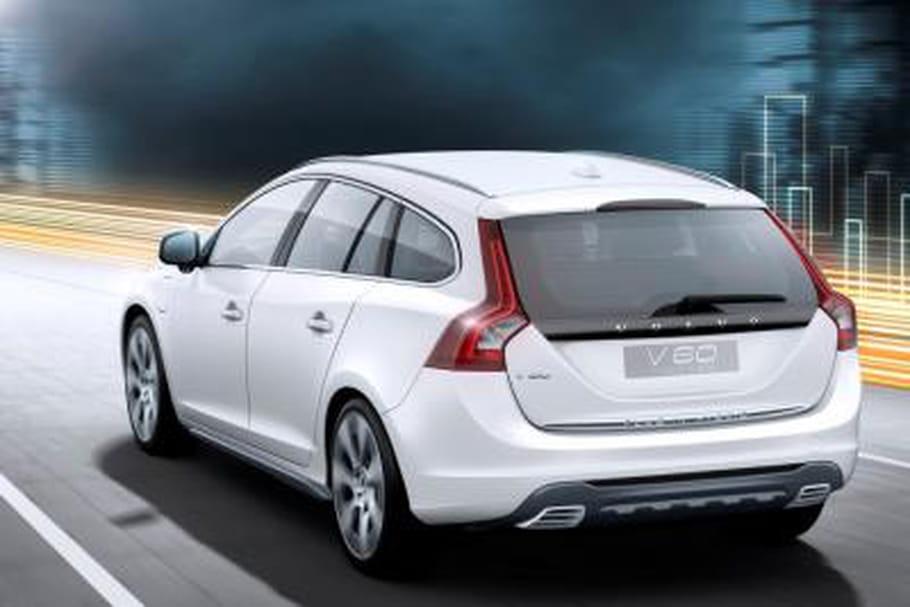 J'ai testé la Volvo V60 Plug-In Hybrid